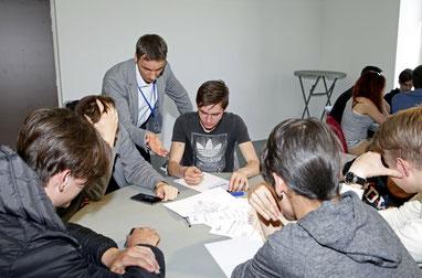 Atelier Agisens d'Accompagnement de projet