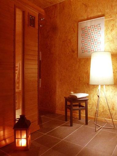 chambre d'hotes avec sauna