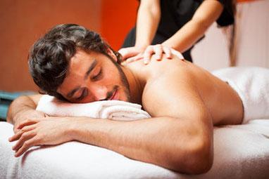 massage détente sauna yourte