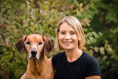 Tierärztin Lisa Leuthard