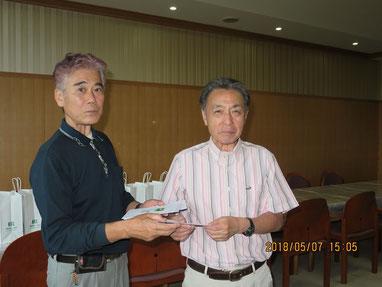 3位の吉田敏信さん