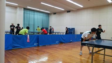 福太郎アリーナ 小体育室