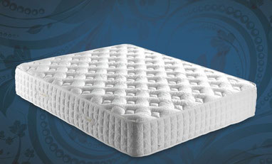 orthopedic mattress for couples with springs and foam