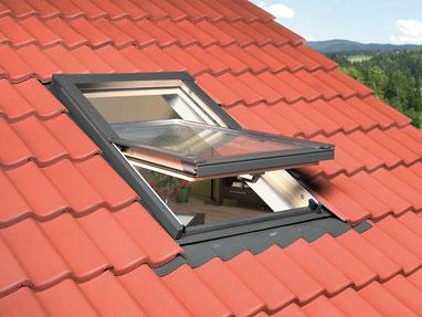 pose de velux ou fenetre de toit