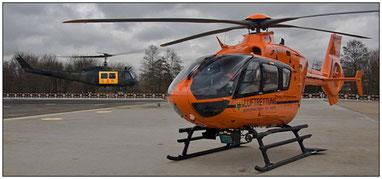 Besuch von der UH-1D