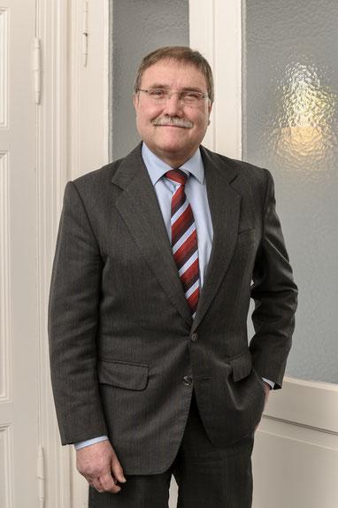 Portrait Gerd-Jürgen Rahn Rechtsanwalt Insolvenzverwalter zertifizierter Testamentsvollstrecker