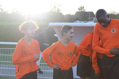CS Mainvilliers Football U15