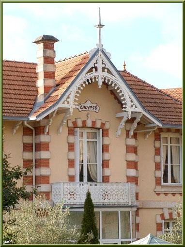 La villa Calypso en Ville d'Hiver à Arcachon