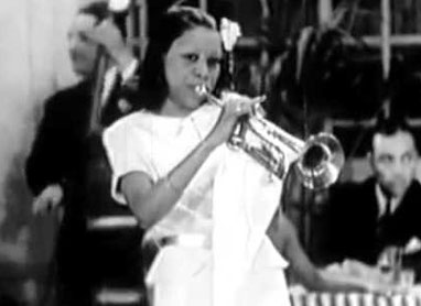 Mujeres intrumentistas jazz-dolly jones-trompetista-clarinetista