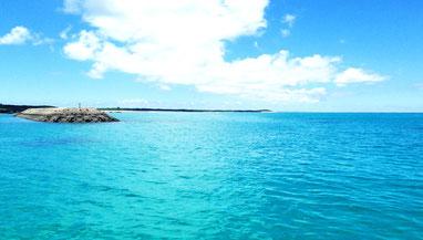 新城島(パナリ島)