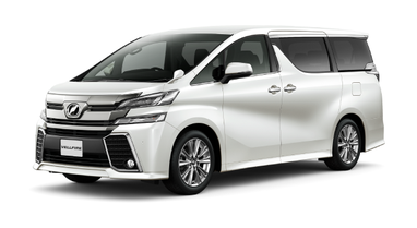 Hire car in Japan Vellfire