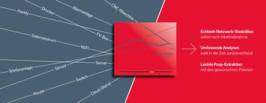 Möglichkeiten der Analyse mit Allegro Network Multimeter