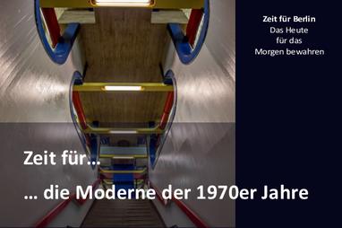 Zeit für... die Moderne der 1970er Jahre