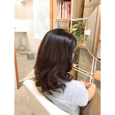 横浜・石川町、美容室Grantus,ヘアスタイル、トリートメント、ストレート、デジタルパーマ、艶髪、まとまり