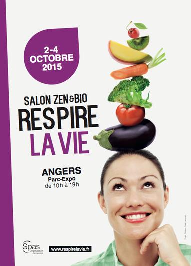 Salon du bien etre angers le 2 3 et 4 octobre 2015 for Salon du bio