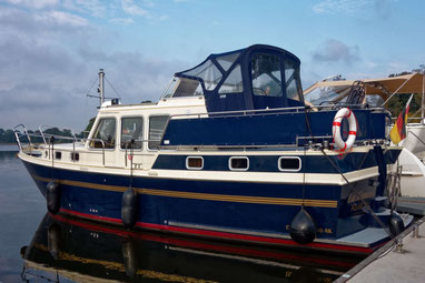 Das Boot für die Tour