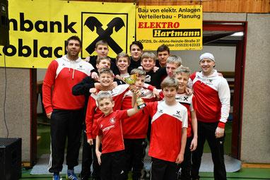 RSC Inzing - Nachwuchsmannschaft belegt den 5. Platz