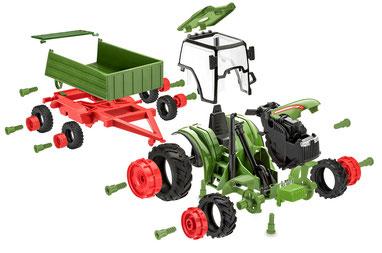 Revell Traktor mit Anhänger