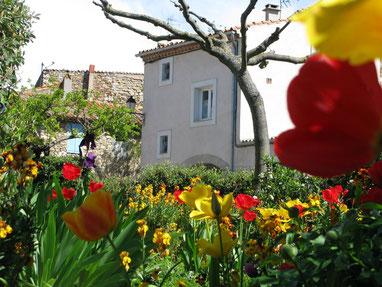 gite à Villeneuve les corbières (Aude)