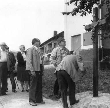 Das Schwarze Kreuz im Setzungsjahr 1983