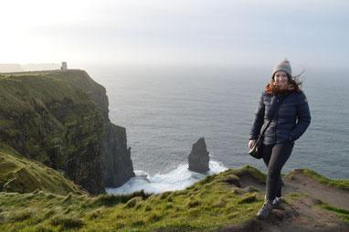 Ausflug an die Cliffs of Moher