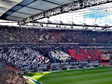 équipe foot Eintracht Frankfurt