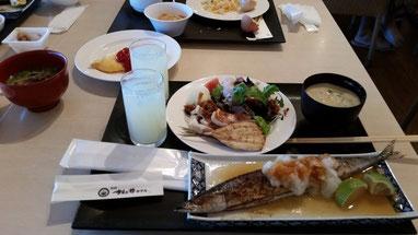 朝食(^^♪