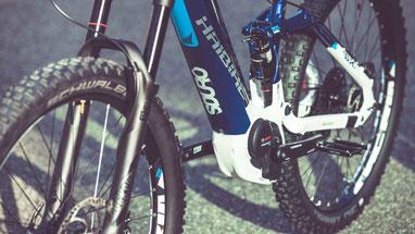 Bei der jährlichen Inspektion und Wartung können Sie Ihr e-Bike nachrüsten lassen und mit wenigen Handgriffen auf den aktuellsten Stand bringen