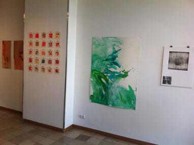 Ausstellung in der Alten Mitte