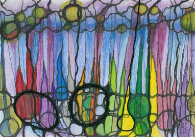 Neurographik, Neuroregen, schamanischer Regen