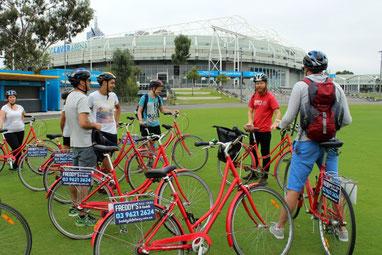 Rob Laver Arena, Melbourne Park, Australian Open, Australien
