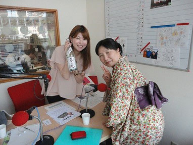 2013/5/16FMサンキュー(瀬戸)
