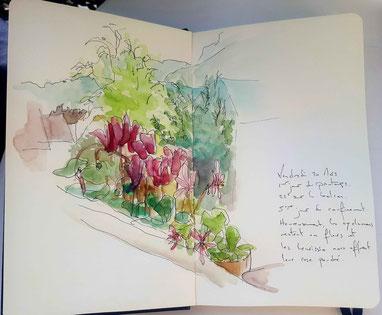 atelier peinture Grenoble