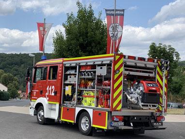 © Feuerwehr Aura