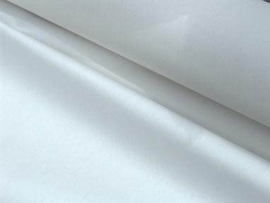 Reine Baumwolle, Inlettköper weiß
