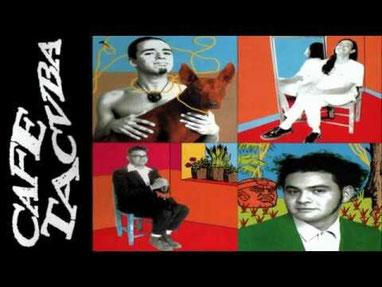 Album Cafe Tacuba 1992