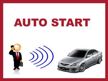 Автосигнализации с автозапуском в Тюмени установка и продажа