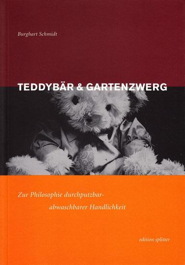 Teddybär & Gartenzwerg Burghart Schmidt