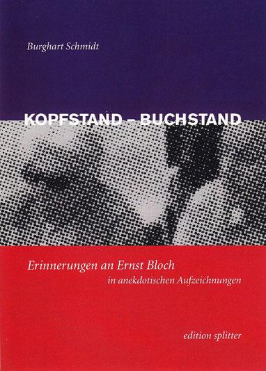 Kopfstand – Buchstand Burghart Schmidt