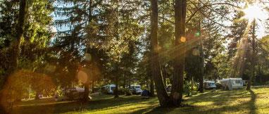 """Camping """"Aux Portes des Mille Sources"""" - Camping Corrèze - Bugeat -balade moto corrèze - circuit à moto sur le plateau de Millevaches - circuit à moto en Corrèze - Moniteur guide de pêche en Corrèze - Séjour pêche"""