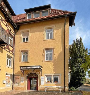 Haus der Gesundheit in Badenweiler