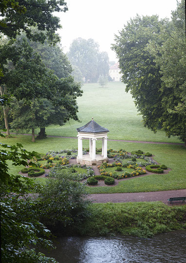 Pavillion im Tiefurter Park