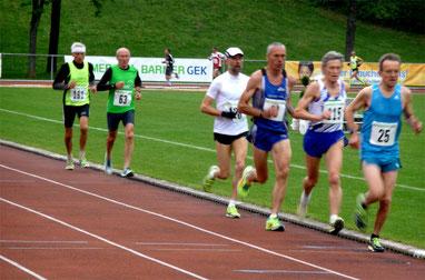 2vl: Franz Herzgsell, 2vr: Sieger Winfried Schmidt