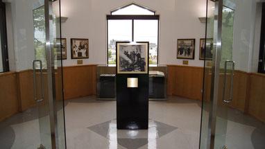 特別記念展示室 皇族方の御巡覧