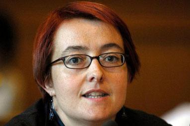 Natalie Imboden, Grossrätin der Grünen im Kanton Bern, will via Arbeitgebervertreter Druck auf die bernischen Pensionskassen ausüben.