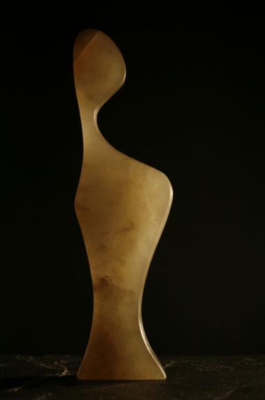 Heidrun Feistner: Belles de jour / 1 / Alabaster / Foto HF