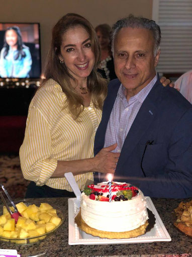 ©Jalal Merhi mit seiner Frau