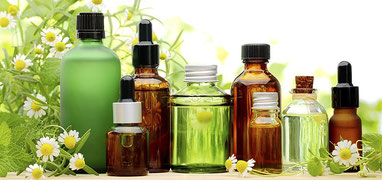 essential oils used in massage create harmony in life