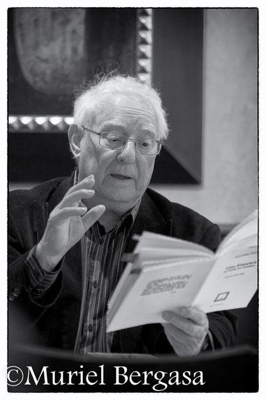 Alexandre Voisard reçu par Bernard Fournier