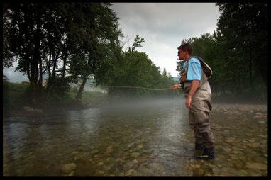 Anche la scelta dell'indicatore influenza l'azione di pesca